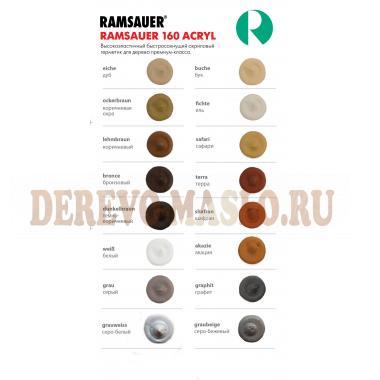 Герметик для дерева теплый шов RAMSAUER 160 ACRYL
